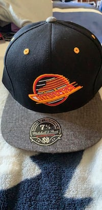 Vancouver Canucks 7 5/8 Fitted Mitchell And Ness New Westminster, V3M 2N2
