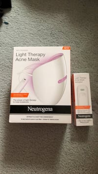Light therapy acne mask London, N6C 5W9