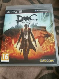 Sony PS3 Devil May Cry game case Wolverhampton, WV3 0AP