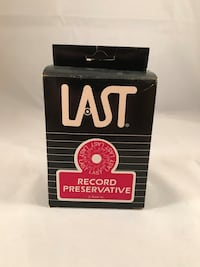 LAST Record Preservative kit Fairfax Station, 22039
