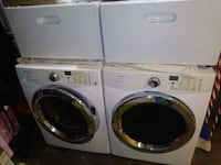 two white front load washing machines Myrtle Beach, 29577