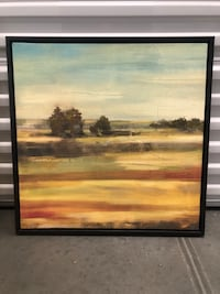 Two canvas paintings Lake Forest, 92630