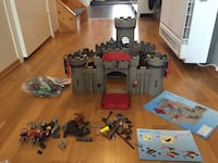 Playmobil Knights castle  6012 km