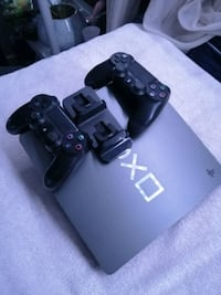 PS4 SLIM 1-TERA, LIKE NEW !!!