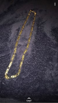 "14k gold chain ""real gold"" 2261 mi"