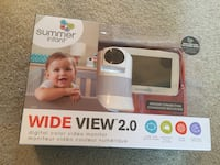 NEW Summer infant wide angle video monitor Toronto, M1C 1K2