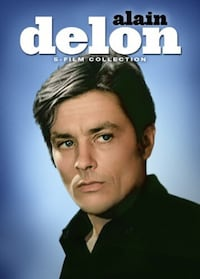 ALAIN DELON 5-FILM (FRENCH) DVD Collection Arlington, 22204