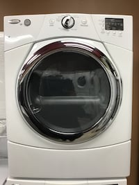 """27"""" WHIRLPOOL FRONT LOAD DRYER"""