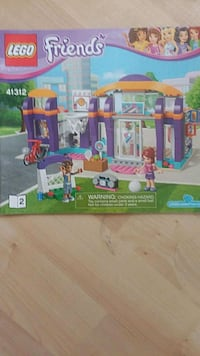 Pink and Purple Lego Doll House Gaithersburg, 20878
