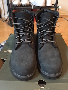 Timberland boots with box
