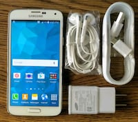 Galaxy S5 GSM UNLOCKED + Accessories  Arlington