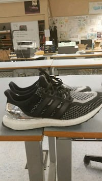 Silver v2 ultra boosts 8.5\10 size 10.5 3726 km