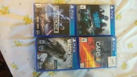 4 Ps4 games Pickens, 29671