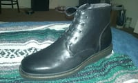 John Vacation Men's Leather boots