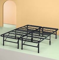Queen bed frame 24 km
