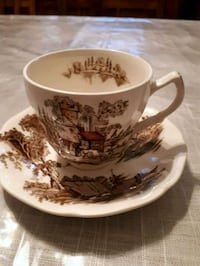 The Old MILL Tea cup 544 km
