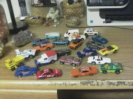 25 Vintage Matchbox Cars -Early 1970s to 1980s
