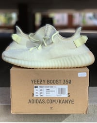 Adidas Yeezy Boost 350 v2 Size 9 Washington, 20024