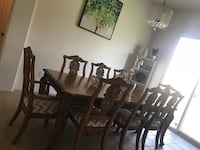 Dining room table Ashley furniture store Yuma, 85365