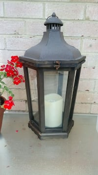 Garden /Patio Battery Operated large Candle  Bethesda, 20814