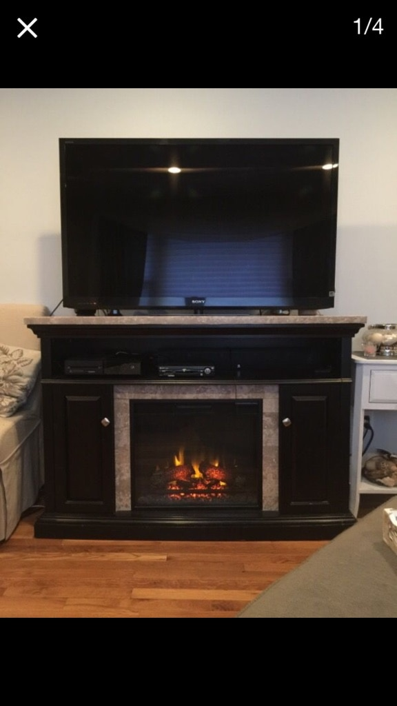 used montibello electric fireplace for sale in shelton letgo rh us letgo com