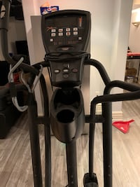Evo Smooth Fitness Elliptical