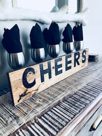 Cheers Sign Sherwood Park, T8H
