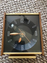 Vintage Stancraft Time Projector Ceiling Clock. Cool, atomic, mid century modern look. Washington, 20003