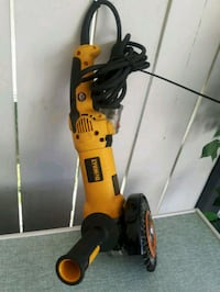 yellow and black DEWALT angle grinder Spruce Grove, T7X 3H7