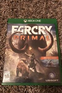 Far cry Primal Xbox One  Owasso, 74055