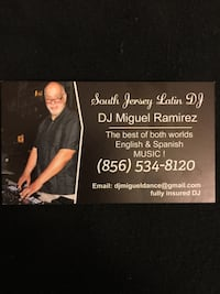 Proving DJ service over 20 years of doing Wedding, Clubs, schools, Corporate events and plenty of parties.  Dance instructor are available too. A locally 4 hour dance party is $400. All other are more according to your needs.  This DJ specializes in Class Blackwood