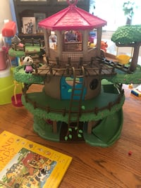 Woodzeez Family Treehouse Playset Springfield, 22153