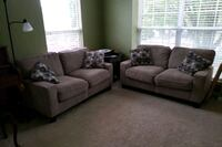 Twin Loveseats. 3 years old. In good condition! Woodbridge, 22192