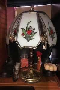 Touch Floral Lamp