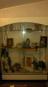 Display case for store or home