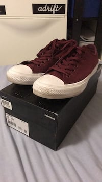 Pair of Chuck Taylor II's Mississauga, L5R 3Y7