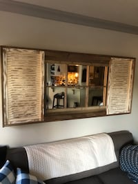 Rustic Country Mirror