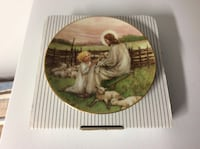 Bradford exchange plate called the lord us my shepherd with certificate Innisfil, L0L 1L0