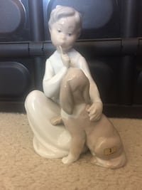"Lladro retired ""Quiet dog shhh puppy"" Arlington, 22202"