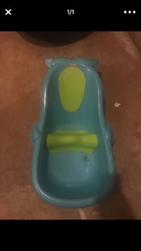 Used Fisher Price Baby Tub Silver Spring, 20906