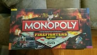 Firefighters Edition Monopoly game --cool gift!! Alexandria, 22314