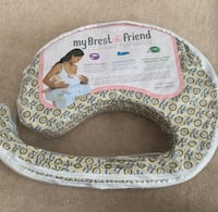PRICE DROP - My Breast Friend Breastfeeding Pillow Mississauga, L5B 0C5