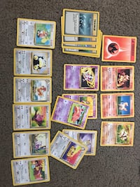 assorted Pokemon trading card collection Kent, 44240
