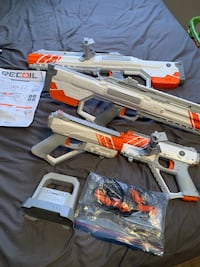 Recoil laser tag set Story City, 50248