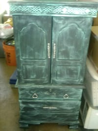 Beautifully Refinished Jewelry Chest Largo, 33770