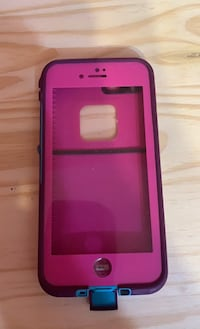 Pink Lifeproof Case for iPhone 7 Calgary, T2Z 3R8
