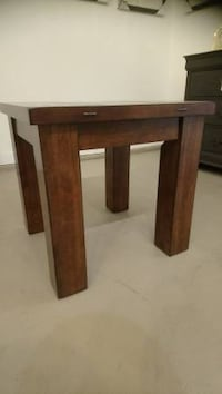 Rustic End Table VANCOUVER