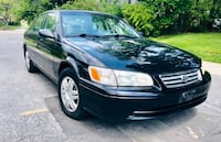 2000 Toyota Camry ' Classic ' Leather Clean title Silver Spring