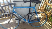 blue and black bicycle frame Fairfax, 22030