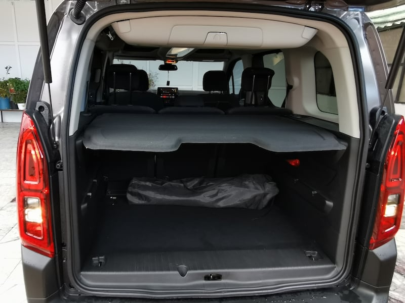 2020 Citroen Berlingo 2950 KM TEMİZ FULL 8